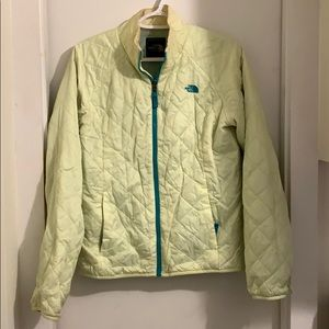 North Face lightweight coat
